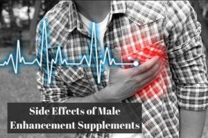 Male Enhancement Side Effects