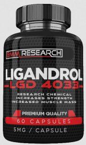 Ligandrol- LGD-4033