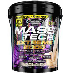 MuscleTech MassTech Extreme Mass Gainer