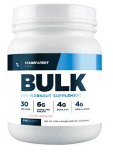 Preseries BULK Pre Workout