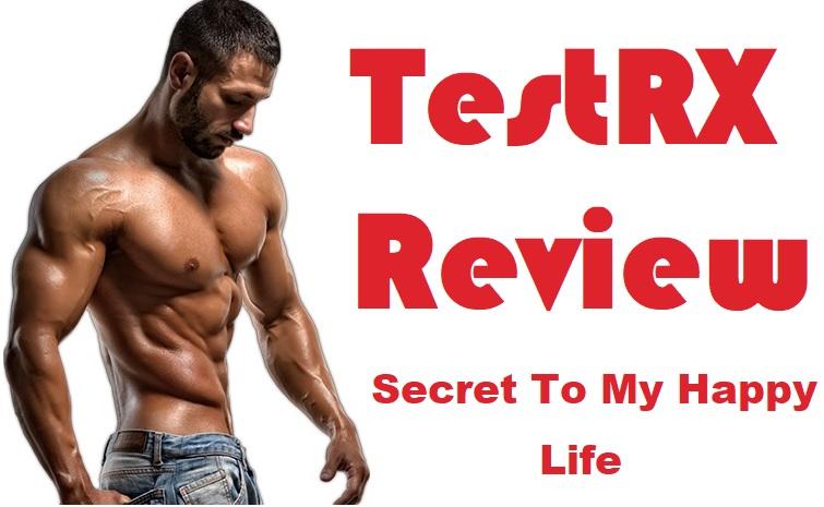 best testrx review