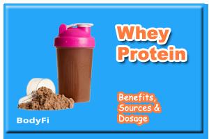 Whey protein discount - bodyfi